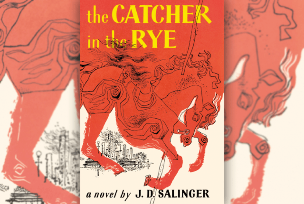 the-catcher-in-the-rye-english-novel